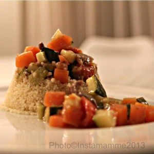 tortino cous cous