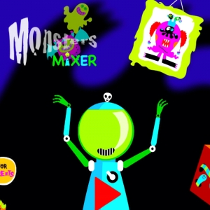 monsters mix